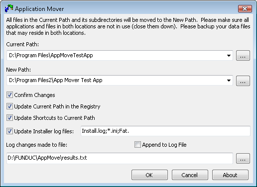 Windows 7 Application Mover x32 4.3 full